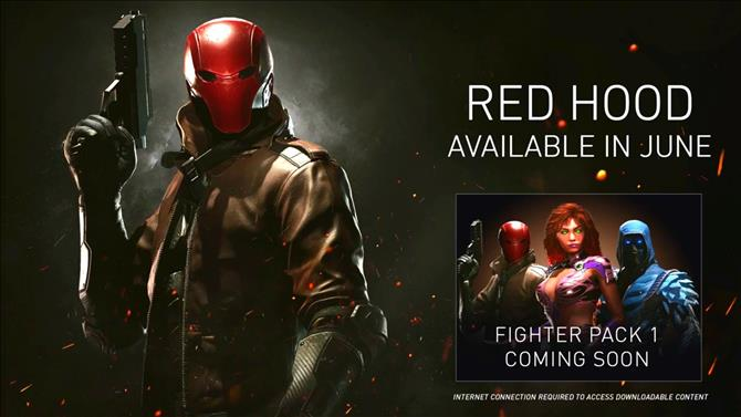 Injustice 2 Red Hood DLC Trailer
