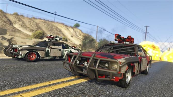 GTA Online: Gunrunning Update Introduces Weapon Trafficking