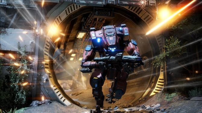 Titanfall 2 New Titan Arrives This Week, Double XP for All Modes