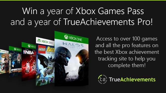 Win a One Year Subscription to Xbox Game Pass and One Year of TA Pro