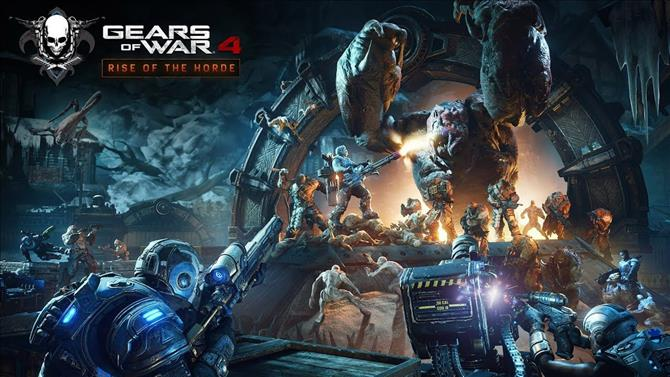 Gnasher Update for Gears of War 4 Now Live
