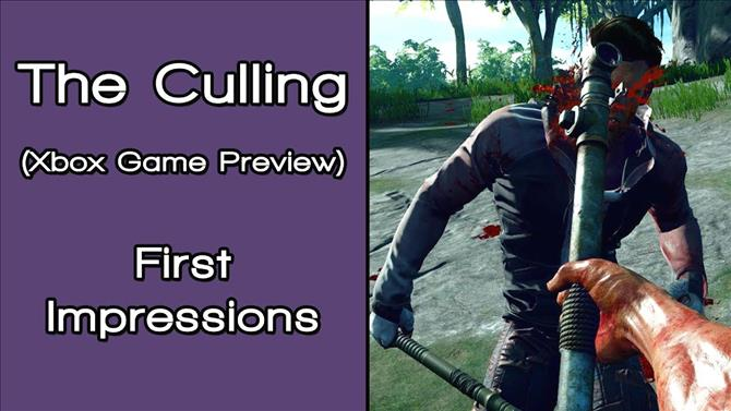 The Culling First Impressions