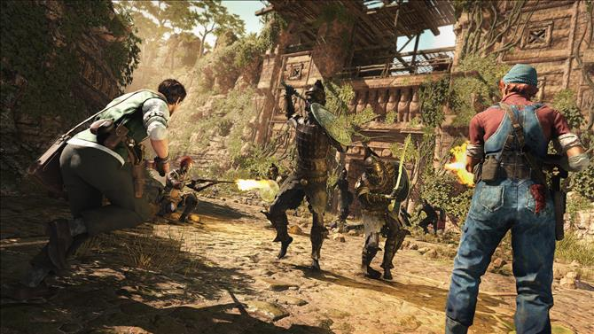 Strange Brigade is a Quest for Ancient Treasure