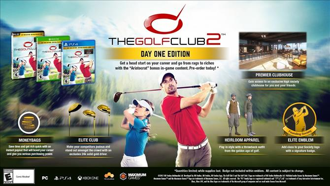 The Golf Club 2 Achievement List Revealed