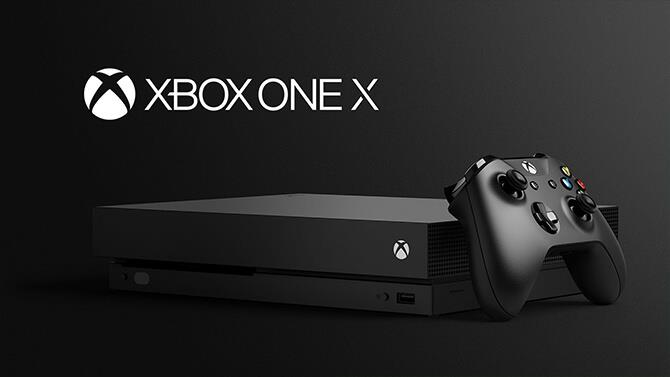 Xbox One X Now Available For Pre-Order