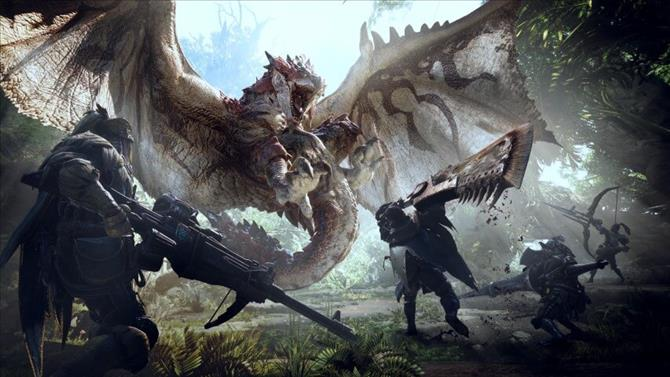 Monster Hunter: World Set for January