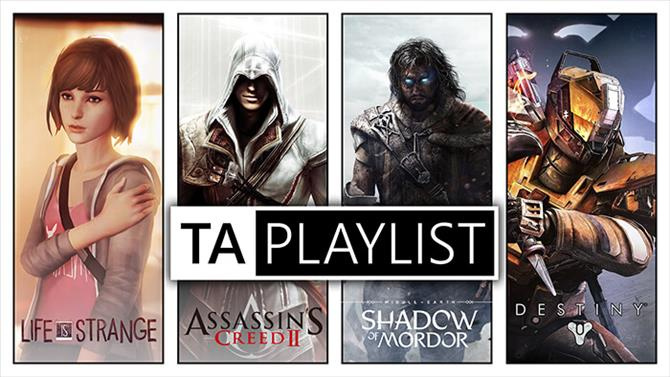 Vote Now for July 2017's TA Playlist Game