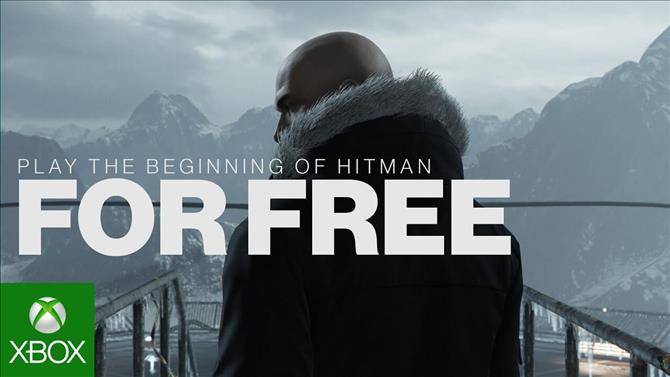Try HITMAN Free with Latest June Update