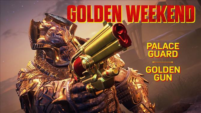 Gears of War 4 Golden Weekend Event Offers Double XP and Is Live Now