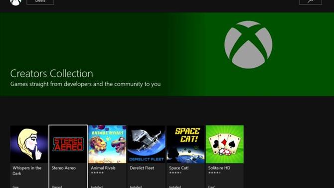 Xbox Creators Collection Launches to Xbox Insiders