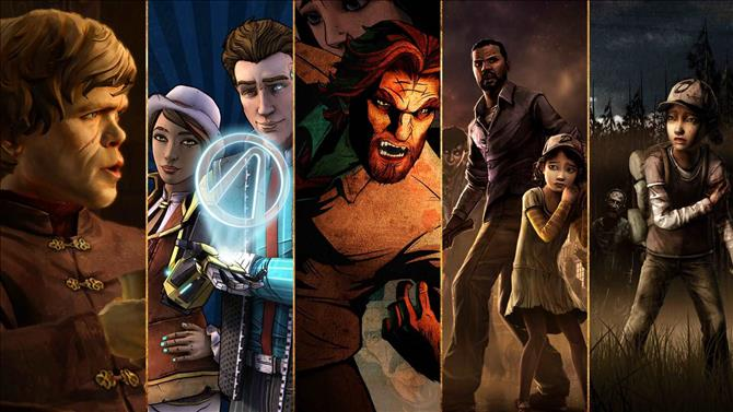 Ranking The Modern Telltale Games Library