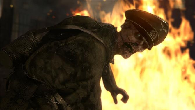 Call of Duty: WWII's Zombies Officially Revealed