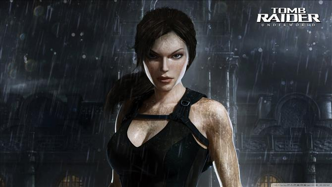 Tomb Raider: Underworld Now Backward Compatible