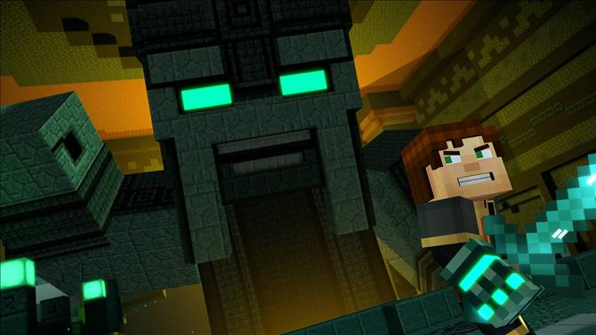 Meet Jack Check Out The Latest Trailer For Minecraft Story Mode