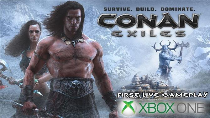 Official Conan Exiles Gameplay on Xbox One