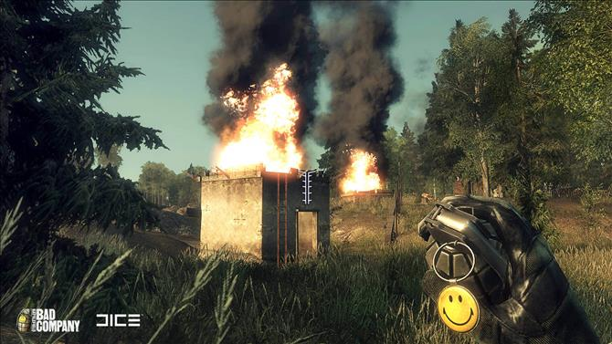 Battlefield: Bad Company Now Backwards Compatible