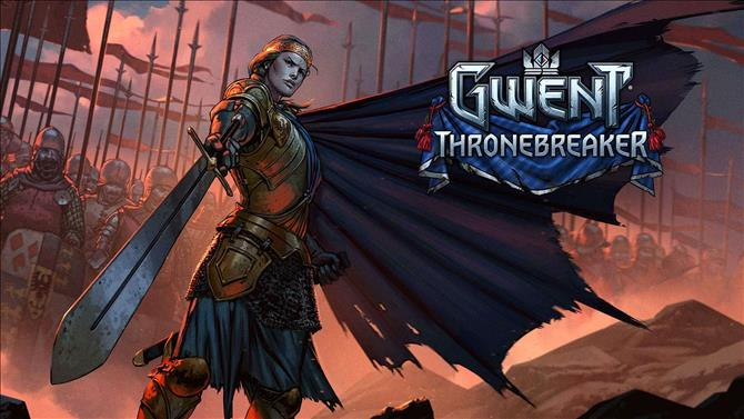 Gwent Full Release and Standalone RPG Thronebreaker: The Witcher Tales Dated