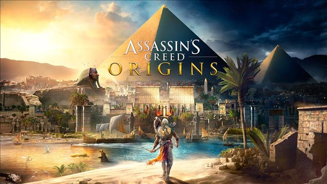 Ubisoft Shows Off Assassin's Creed Origins Before Release With Livestream