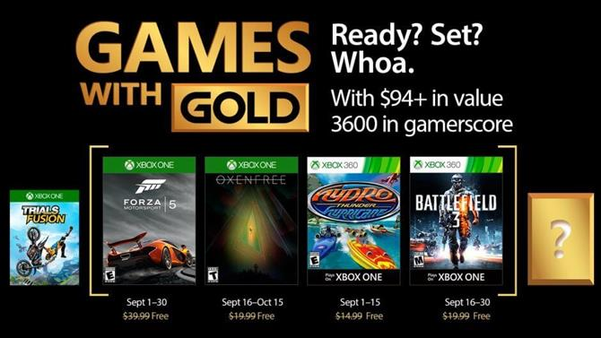 OXENFREE and Battlefield 3 Now Free with Games with Gold