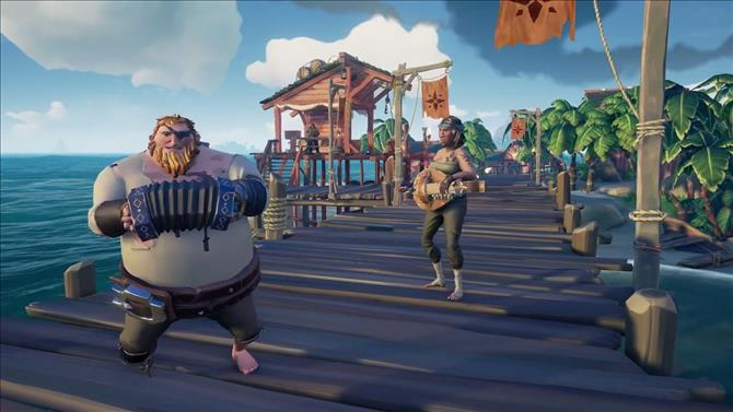 If You Still Think Sea of Thieves Has No Content, You're Not Paying Attention