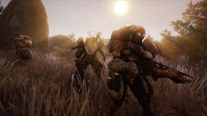 Warframe Reveals More Details On The Upcoming Expansion - Plains Of Eidolon
