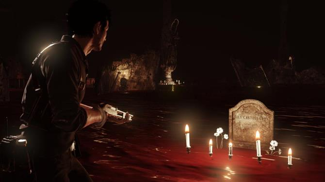 Sebastian And Others Shown Off In Latest The Evil Within 2 Screenshots