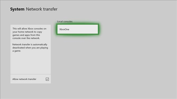 Insiders Can Now Copy Xbox One Game and Apps Using Network Transfer