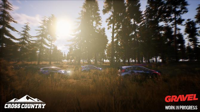 Trailer For Off-Road Racer Gravel Is All About The Career Mode