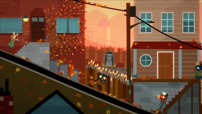 Six Video Games That Feel Like Autumn
