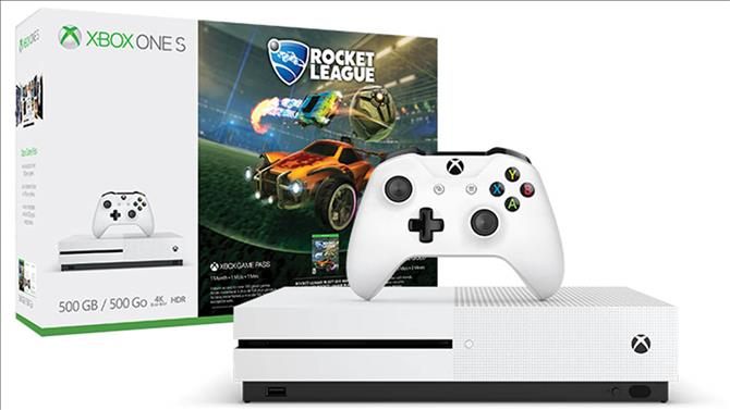 GAME Black Friday Xbox One X and Xbox One S Console Deals