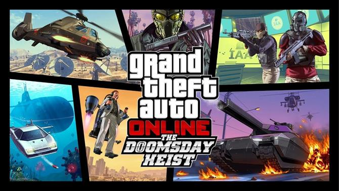 Grand Theft Auto 5 The Doomsday Heist Achievement List