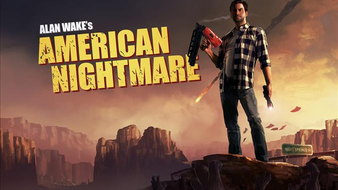 In Case You Missed It: Alan Wake's American Nightmare