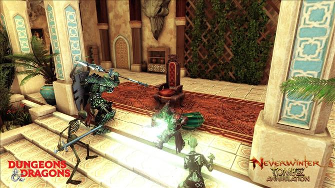 Neverwinter Releases Swords of Chult Update Details and Screens