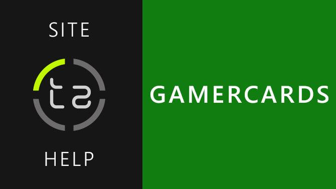 Sharing Your Xbox Achievement Progress With TrueAchievements Gamercards
