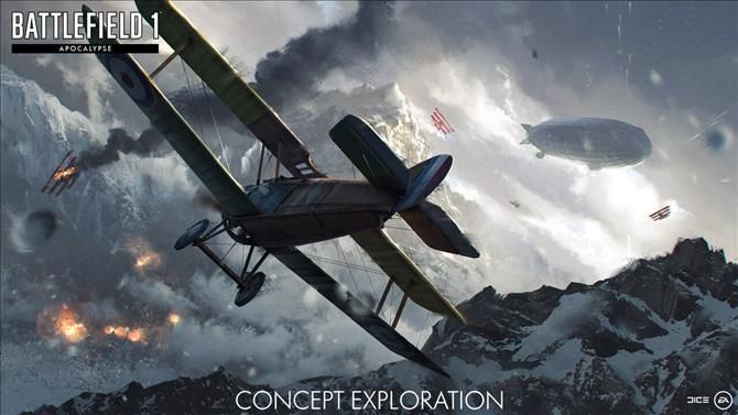 "Battlefield 1 ""Apocalypse"" DLC Details and Art"