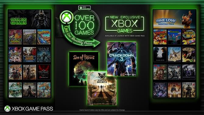 All Future Microsoft Titles to Launch as Part of Xbox Games Pass