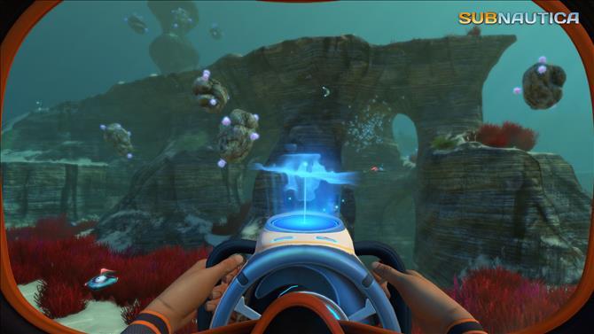 Subnautica Update Brings Xbox One Version