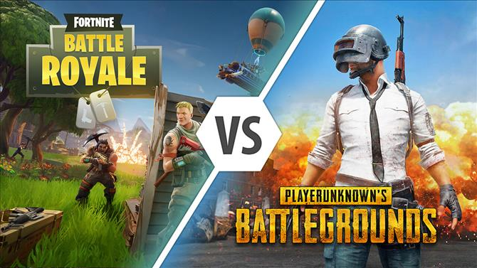 Poll: PUBG or Fortnite Battle Royale?