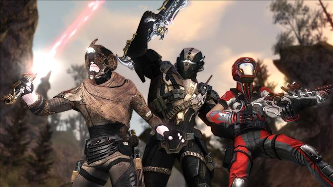 Defiance 2050's Closed Beta Date Revealed