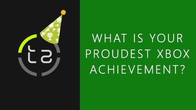 Which Xbox Achievement Are You Most Proud Of?