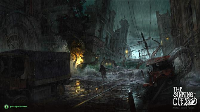 Latest Video For The Sinking City Looks At Building An Event Demo