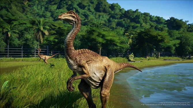 Jurassic World Evolution Developer Diary Takes Control