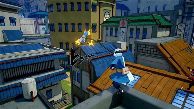 Naruto to Boruto: Shinobi Striker Adds Sarada and Mitsuki