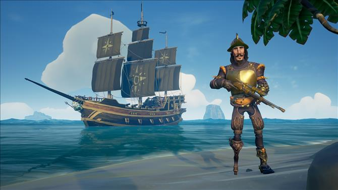 Sea of Thieves Patch 1.05 Fixes Unobtainable Achievement