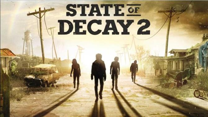 State of Decay 2 Xbox One Code Giveaway
