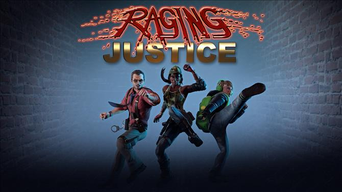 Raging Justice Xbox One Code Giveaway