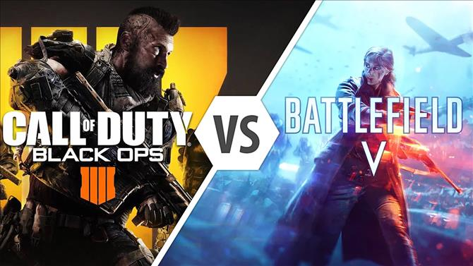 Poll: Battlefield V or Call of Duty: Black Ops 4?