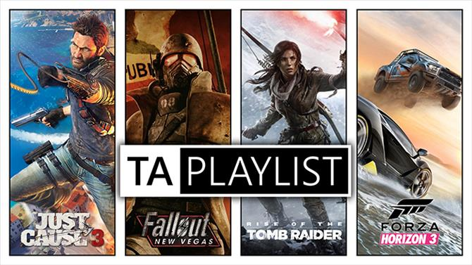 Vote Now for July 2018's TA Playlist Game