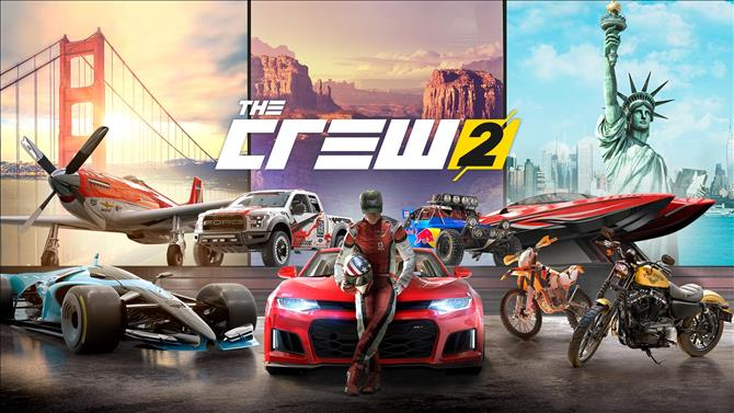 Giveaway: Win an Xbox One Code for The Crew 2 Gold Edition