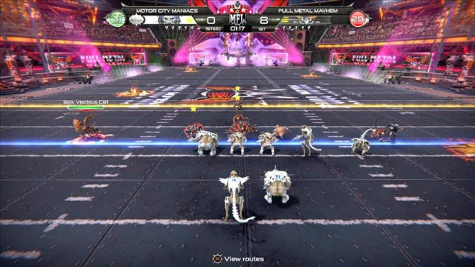 Mutant Football League is Going Deep with Dynasty Mode